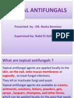 Topical Antifungals