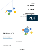 Tif049-p7a Php Mysql