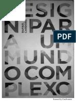 Rafael Cardoso, Design para um mundo complexo (Cap 1).pdf