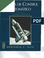 Sistemas de Control Automatico - Benjamin C. Kuo