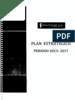Plan Estrategico Blanco y Negro
