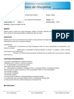 PlanoDisciplina (98) Formação Histórica
