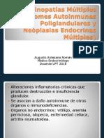 Endocrinopatías-Múltiples