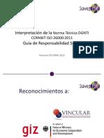 Curso ISO 26000