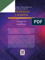 Seguridad y Tecnologia en America Latina