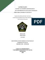 Promkes Diare Puskesmas Rembang II