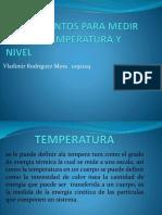 Instrumentos Para Medir Presion,Temperatura y Nivel