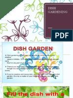 Dish Gardening