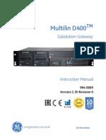 multilin_d400
