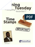 VV TrainingTuesdayWebinarsTimeStamps Rev2017