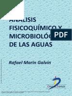 Análisis Fisicoquímico y Microbiológico