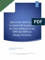 Aplicación para la mejora de atención medica