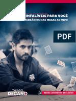 10 Lições Para Vencer No Poker