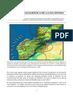 Ubicación de Atlantis según las fuentes primarias escritas - Georgeos Díaz-Montexano