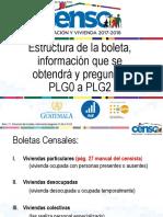 2.1 Estructura de La Boleta, Información Que Se Obtendrá PLG0 a PLG2