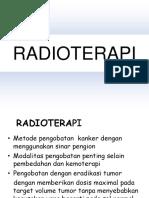 Radioterapi - Dr. Soeharto, Sprad