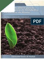 20 METODOS ANALITICOS PARA LA DETERMINACION DE METABOLITOS SECUNDARIOS DE PLANTAS.pdf