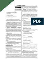 Ley Nº 29128 FACTURACION Y FORMA DE PAGO DE AGUA Y LUZ INMUEBLES USO COMUN