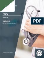 Introducción a la Ética para alumnos del área de Salud