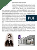 Biografía de Teresa Gonzales de Fanning