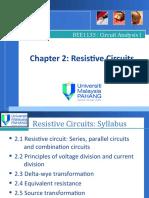 Ch2 Resistive Circuits