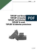 Katalog Esco System TOPLOK