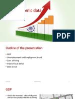 Macro Economic Projectdata