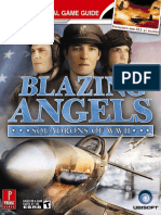 Blazing Angels Squadrons of WWII Prima Official Guide