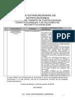 Admisión Controversia EPN contra Chihuahua
