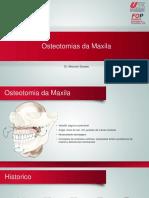 Osteotomia de Maxila