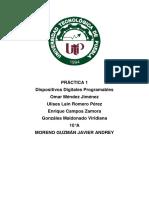Reporte Práctica1 Compuertas lógicas en ensamblador basic y C