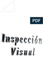 Ensayos No Destructivos Inspección Visual