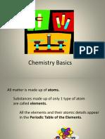 chemistry basics