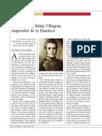 El Insurgente Julián Villagrán