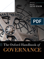 Manual Sobre Gobernanza - Oxford