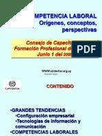 Seminario en Mendoza - Junio 2000 (I)