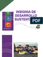 Insignias Desarrollo sustentable