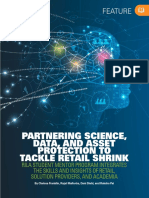 Partnering Science, Data, to tackle Retail Shrink AP Sep18