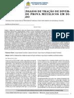 Artigo 5 - Tração e Metalografia de aços.pdf