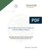 Guía de Farmacovigilancia Para La Elaboración de Planes de Manejo de Riesgos