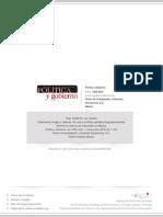 Federalismo, Drogas y Violencia. Por Qué El Conflicto Partidista Intergubernamental Estimuló La Viol (1)