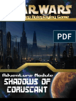Shadows of Coruscant Adventure Module
