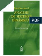 Introduccion Al Análisis de Sistemas Dinámicos - Gonzalo Edwards