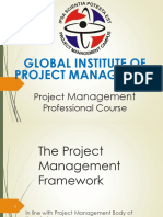 Global Institute of Project Management, Africa Project Management Slide