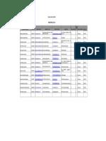 Monitorias Contratadas y Aprobadas 2015 II-estudiantes