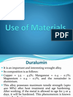 Ch-27.12 Common Applications of Various Materials