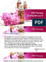 Read How You Can Use PRP Therapy.