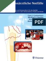 [Thie.] Checklisten der Zahnmedizin - Zahnärztliche Notfälle (2001).pdf
