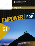 Empower Advanced C1 - SB