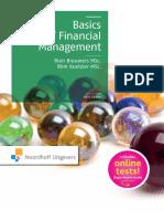 Basics of Financial Management